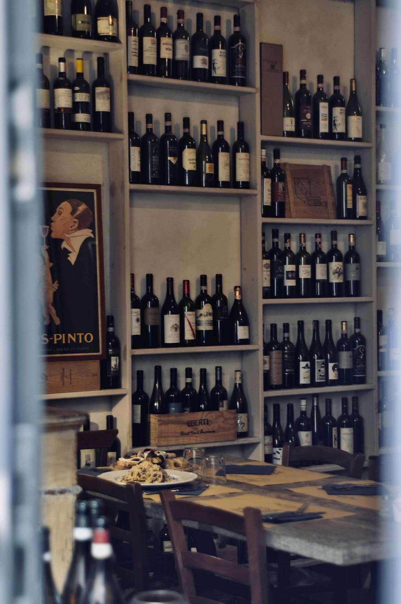 wine bistrot coquinarius