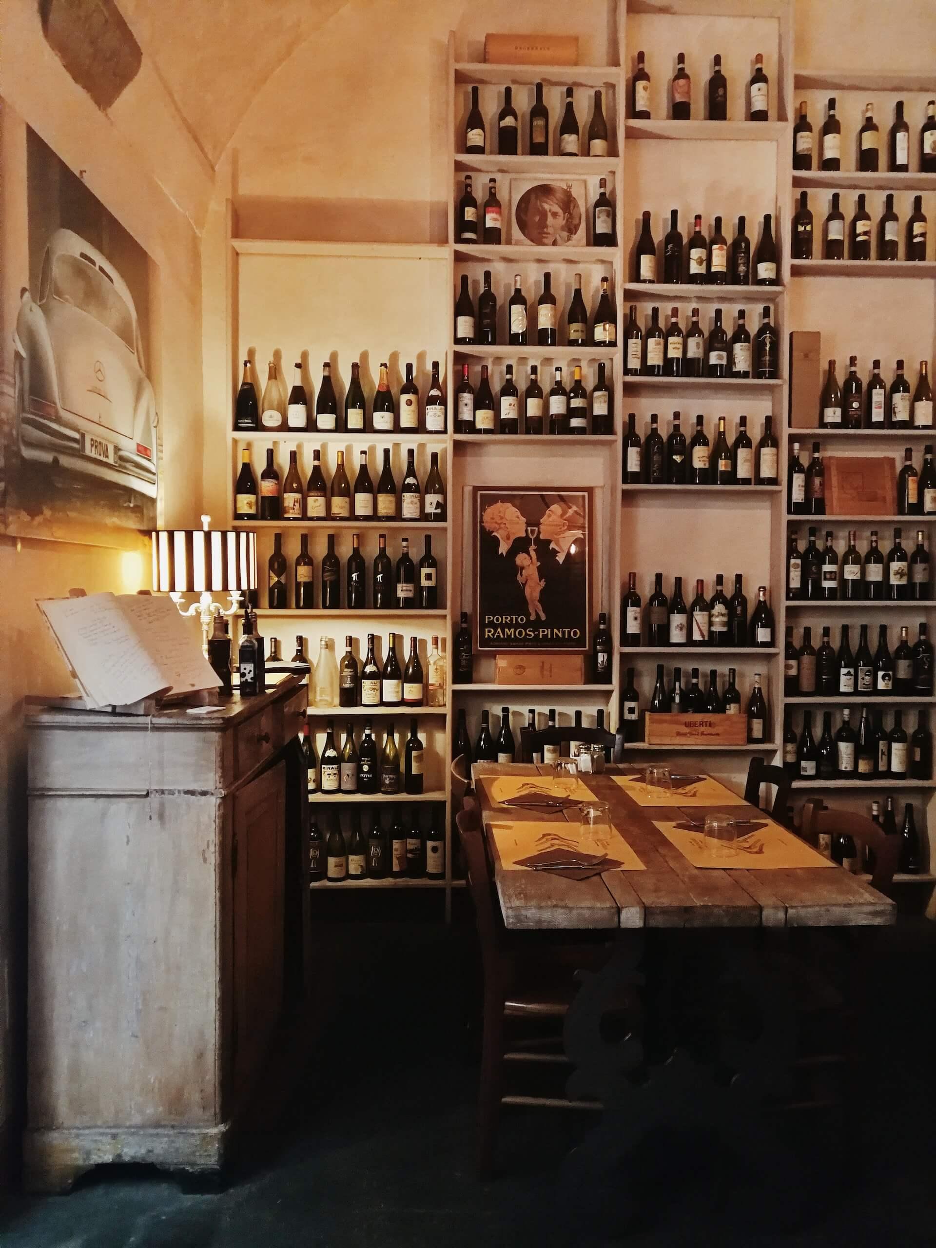 enoteca vino firenze